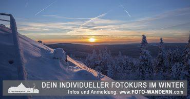 Dein individueller Fotokurs im Winter