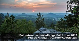 Fotoreisen und mehrtägige Fotokurse