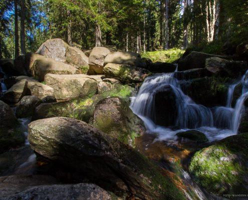 Fotokurs an den Bodefällen im Harz