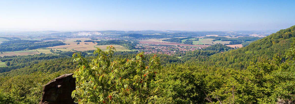 Falkenstein - Naturpark Südharz © Andreas Levi - Foto-Wandern.com
