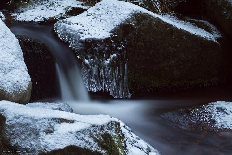 Langzeitbelichtung im Winter mit Foto-Wandern.com