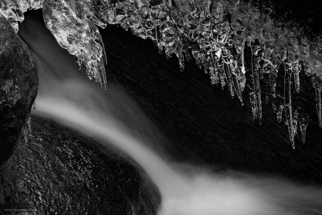 Fotokurs Langzeitbelichtung im Winter bei Braunlage