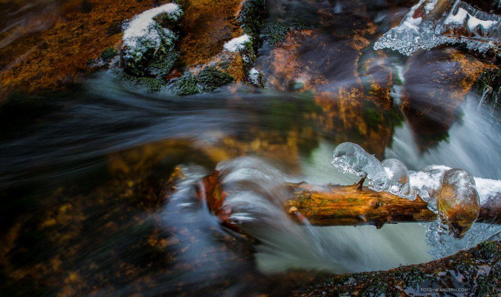 Fotokurs Langzeitbelichtung im Winter mit Foto-Wandern.com