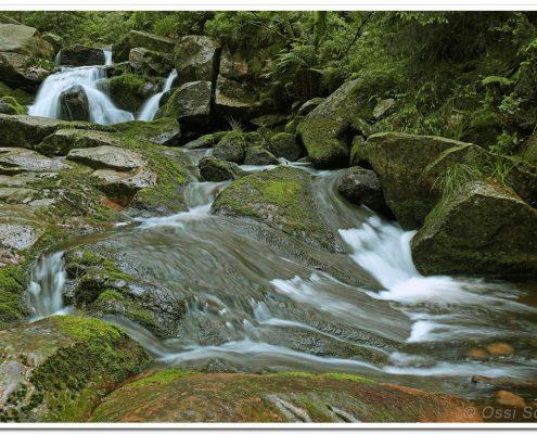 Bodewasserfall © Ossi Scherf