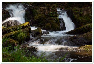 Selke - Wasserfall