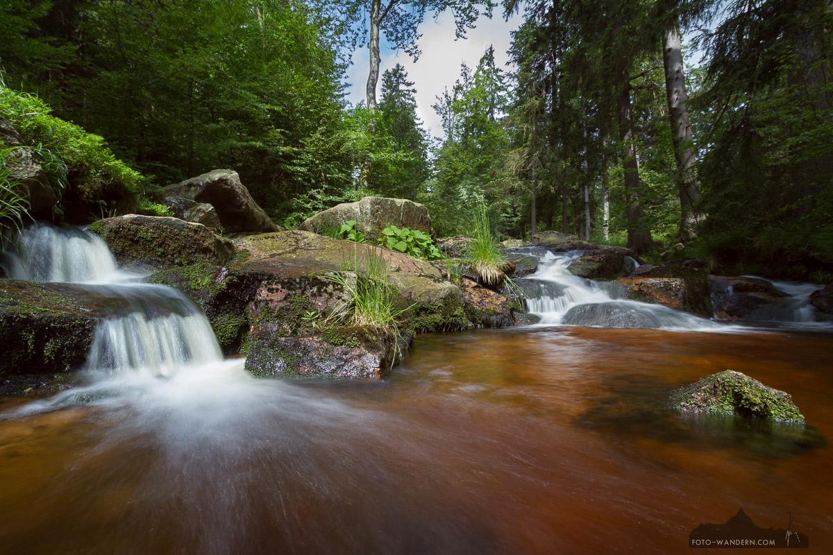 Fotokurs Langzeitbelichtung im Nationalpark Harz © Andreas Levi - Foto-Wandern.com