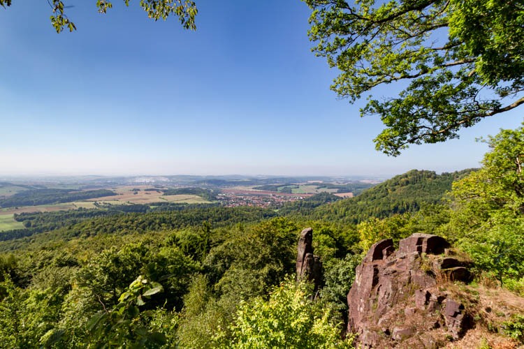 Landschaftsfotografie im Naturpark Südharz