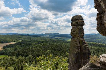 Barbarine - Fotokurs auf dem Pfaffenstein