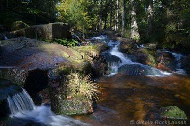 Bodefall - © G. Rockhausen - Foto-Wandern