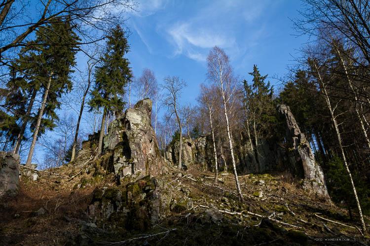 Fotowandern im Harz mit Foto-Wandern.com - Steinmühlental