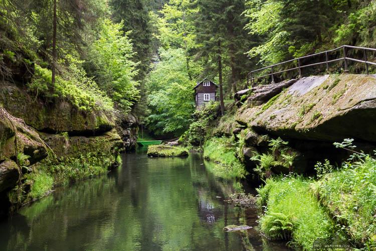 Fotokurse-Tage in der Böhmischen Schweiz