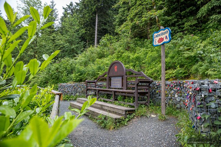 Fotowanderung auf dem Liebensbankweg mit Foto-Wandern.com