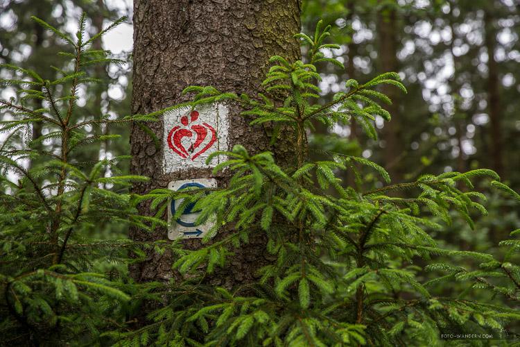 Landschaftsfotografie auf dem Liebesbankweg