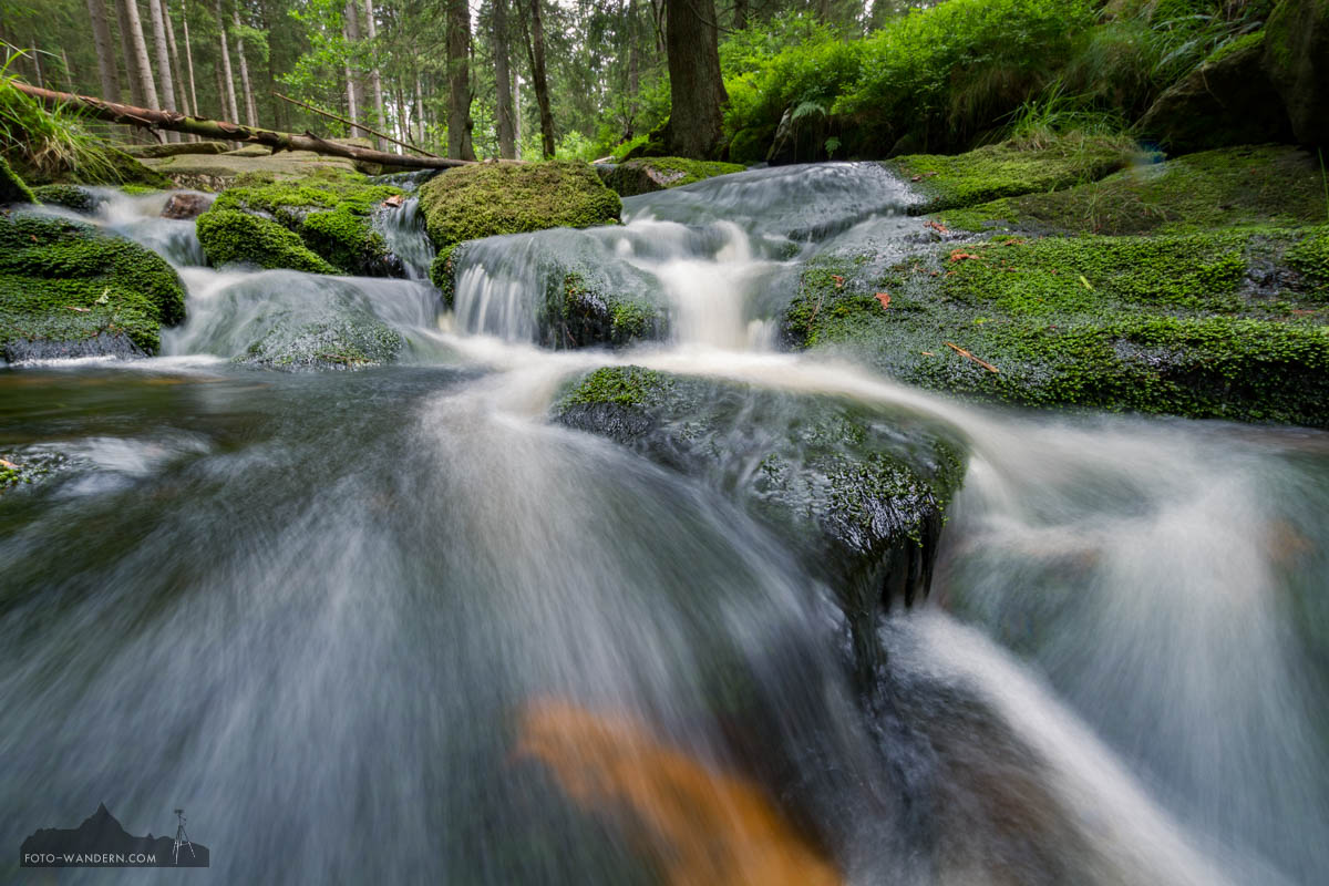 Fotokurs Langzeitbelichtungen im Harz