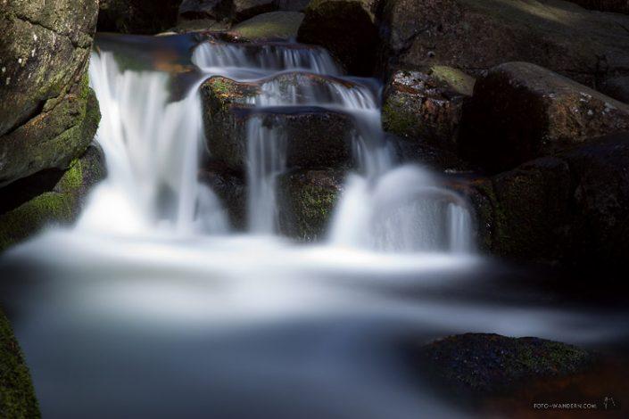 Langzeitbelichtung im Harz – Braunlage
