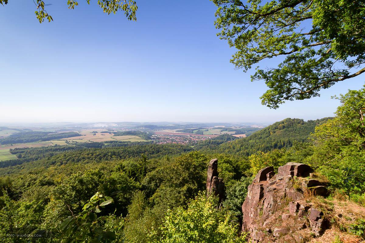 Fotokurs Landschaftsfotografie im Naturpark Südharz mit Foto-Wandern.com © Andreas Levi