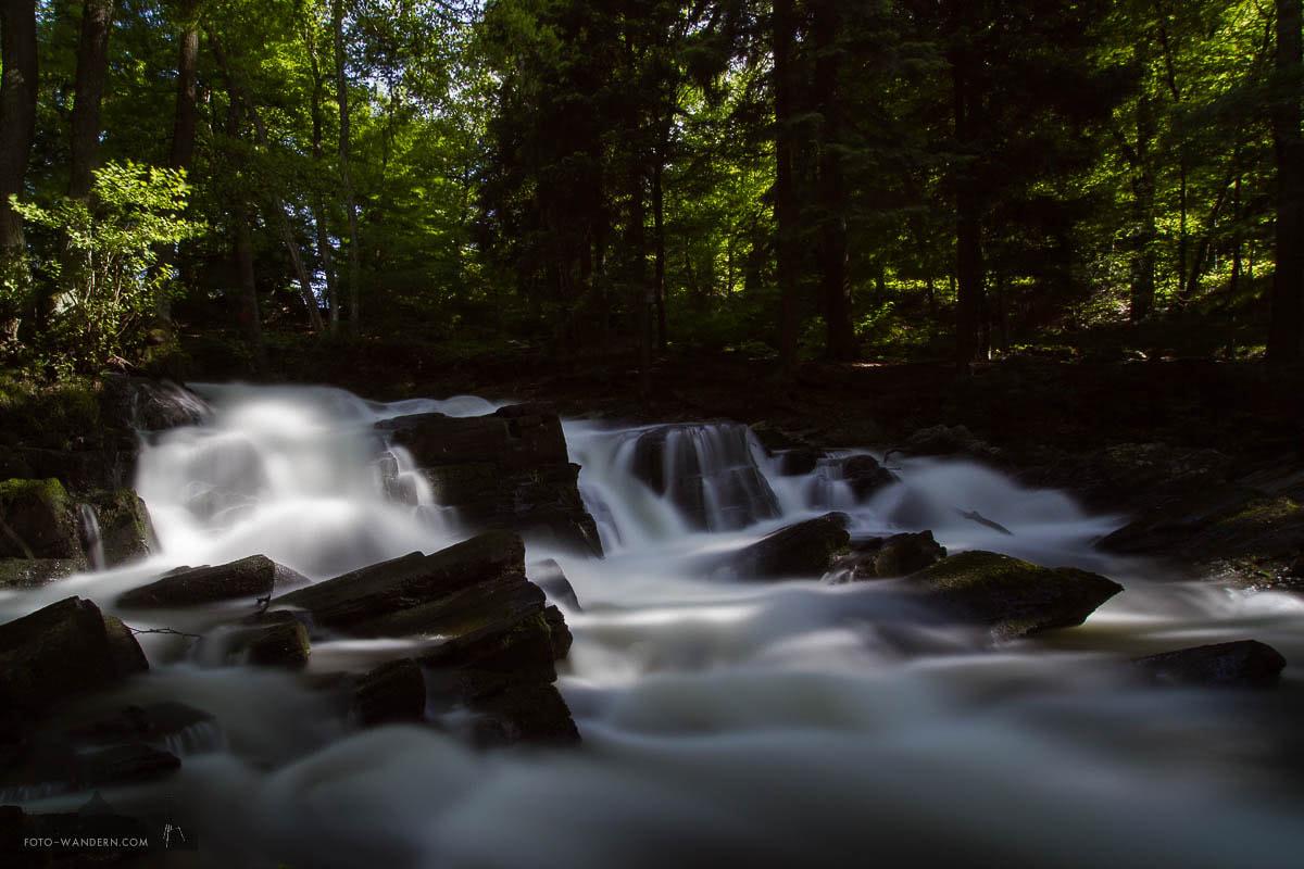 Landschaftsfotografie im Selketal, Harz