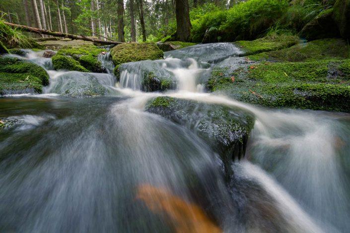 Fotokurs Langzeitbelichtung im Nationalpark Harz