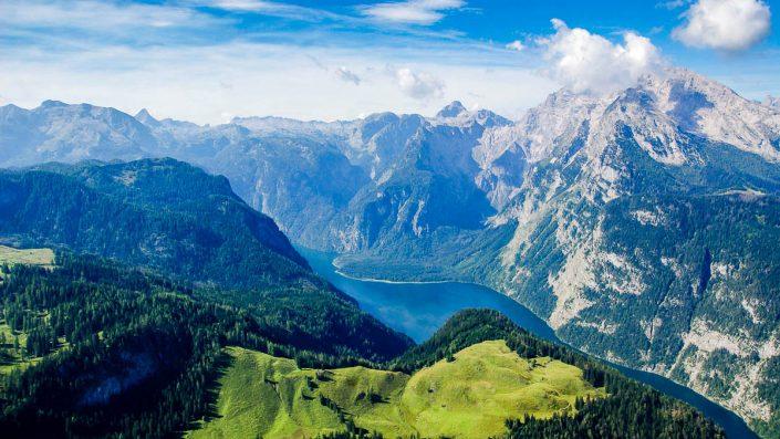 Fotokurs-Wanderwoche im Berchtesgadener Land
