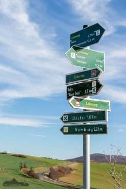 Fotowanderung auf dem Lutherweg durch die Badraer Schweiz