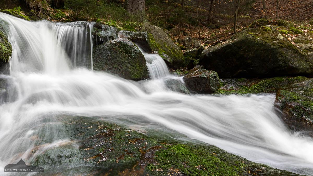 Junggesellenabschied mit Fotokurs im Ilsetal , Harz