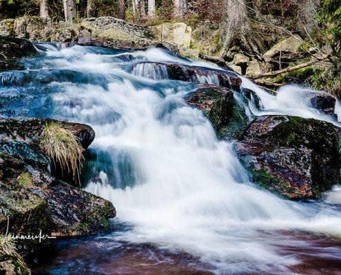 Fotokurs Langzeitbelichtung im Harz © Mark Weinmeister