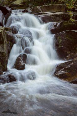 Fotokurs-Wanderwoche im Harz - Herbst 2017 - Langzeitbelichtungen im Ilsetal