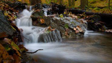 Fotokurs-Wanderwoche im Harz - Herbst 2017 - Langzeitbelichtungen