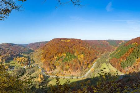 Fotokurs-Wanderwoche im Harz - Herbst 2017 - Dreitälerblick