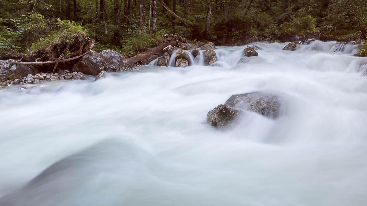 Fotokurs-Wanderwoche Berchtesgadener Land - im Zauberwald