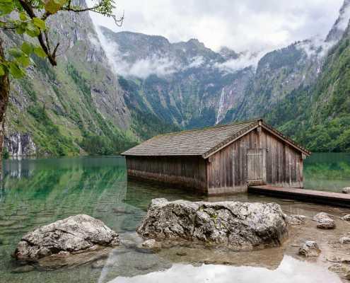 Fotokurs-Wanderwoche Berchtesgadener Land