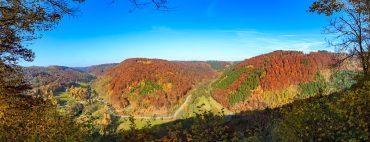 Landschaftsfotografie im Südharz - Drei-Täler-Blick