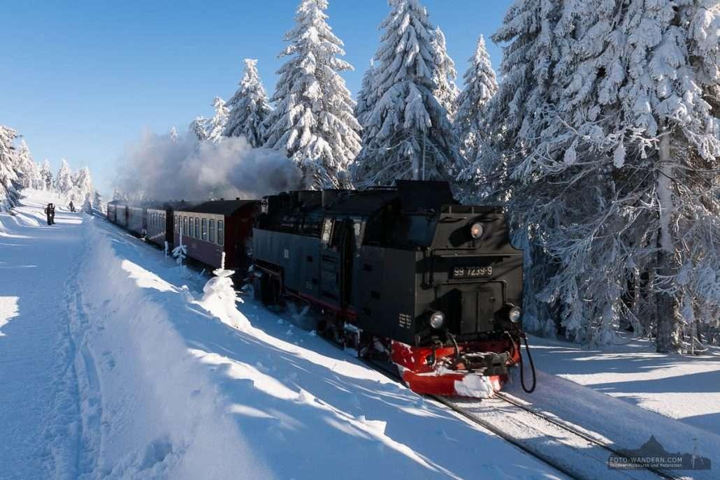 Fotokurs Landschaftsfotografie im Winter auf dem Brocken