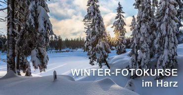 Winter-Fotokurse im Harz 2018