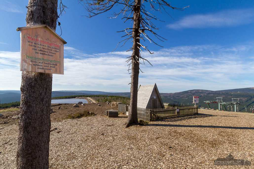 Landschaftsfotografie auf dem Wurmberg