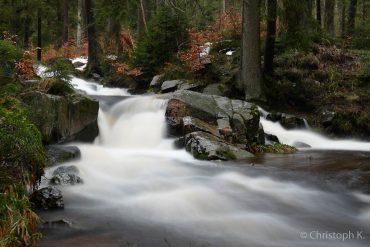 Winter-Fotokurs Langzeitbelichtung im Harz © Christoph K