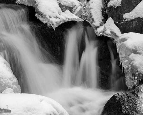 Winter an der Warmen Bode