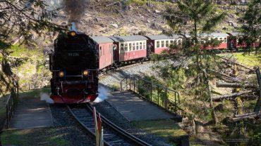 Harzer Gipfeltour - Brockenbahn