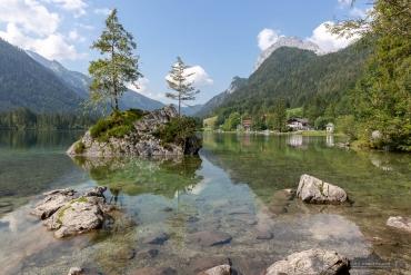 Fotokurs-Wanderwoche Berchtesgadener Land - Hintersee