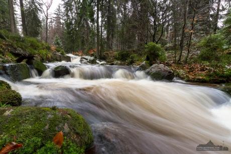 Langzeitbelichtung im Harz
