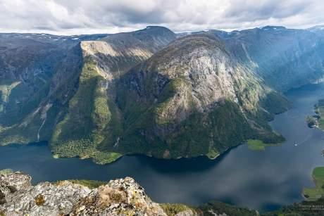 Fotoreise Norwegen 2018 - Breiskrednosi