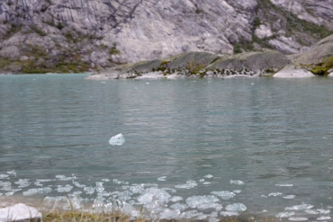 Fotoreise Norwegen 2018 - Gletscherwanderung am Nigardsbreen