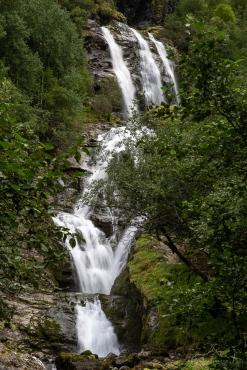 Fotoreise Norwegen - Odnesfossen