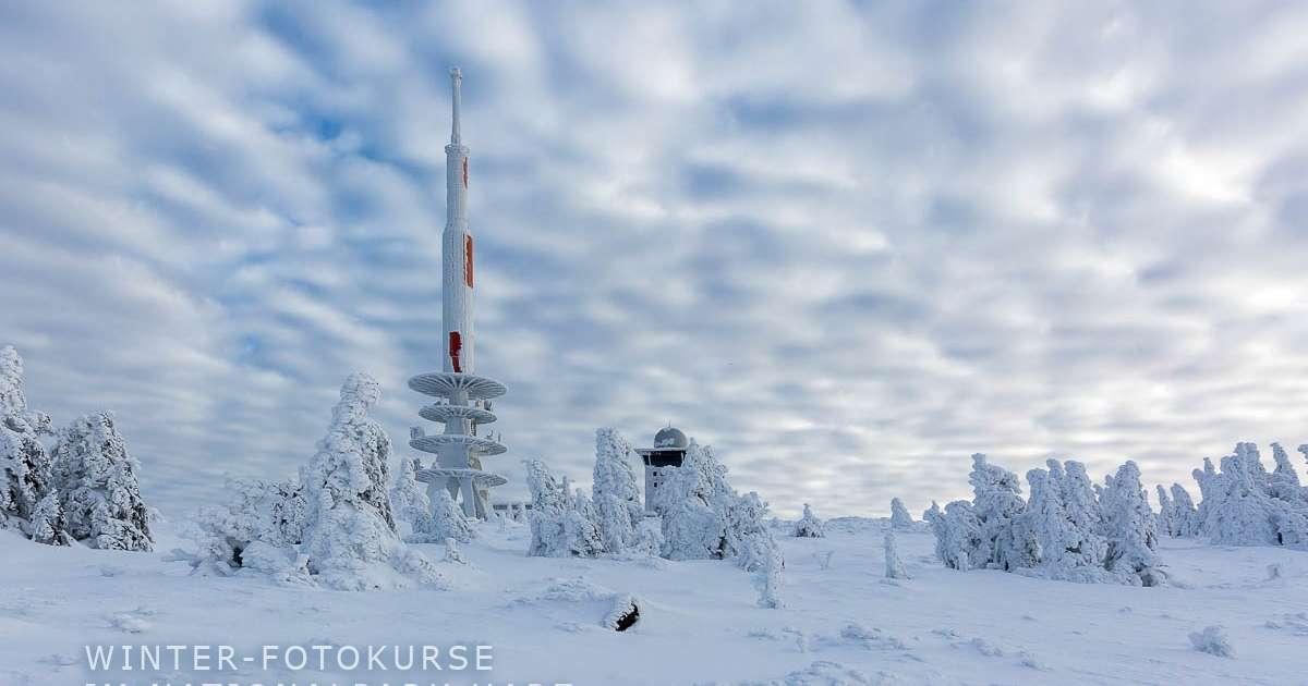 Winter-Fotokurse und Fotoreisen im Harz 2019