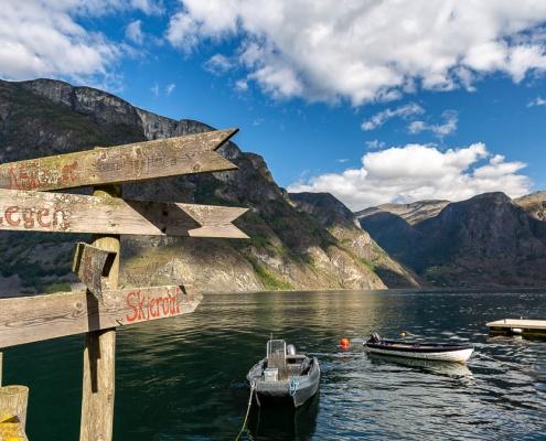Fotoreise Norwegen - Undredal