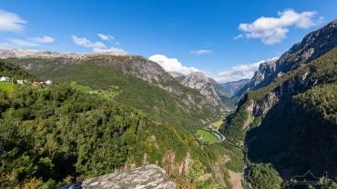 Fotoreise Norwegen - Stalheim