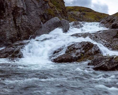 Fotoreise Norwegen - Ygnisdalselvi