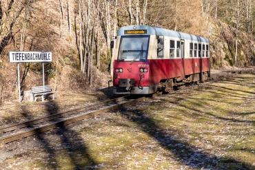 Foto-Wanderung auf dem Südharzer Dampflok Steig