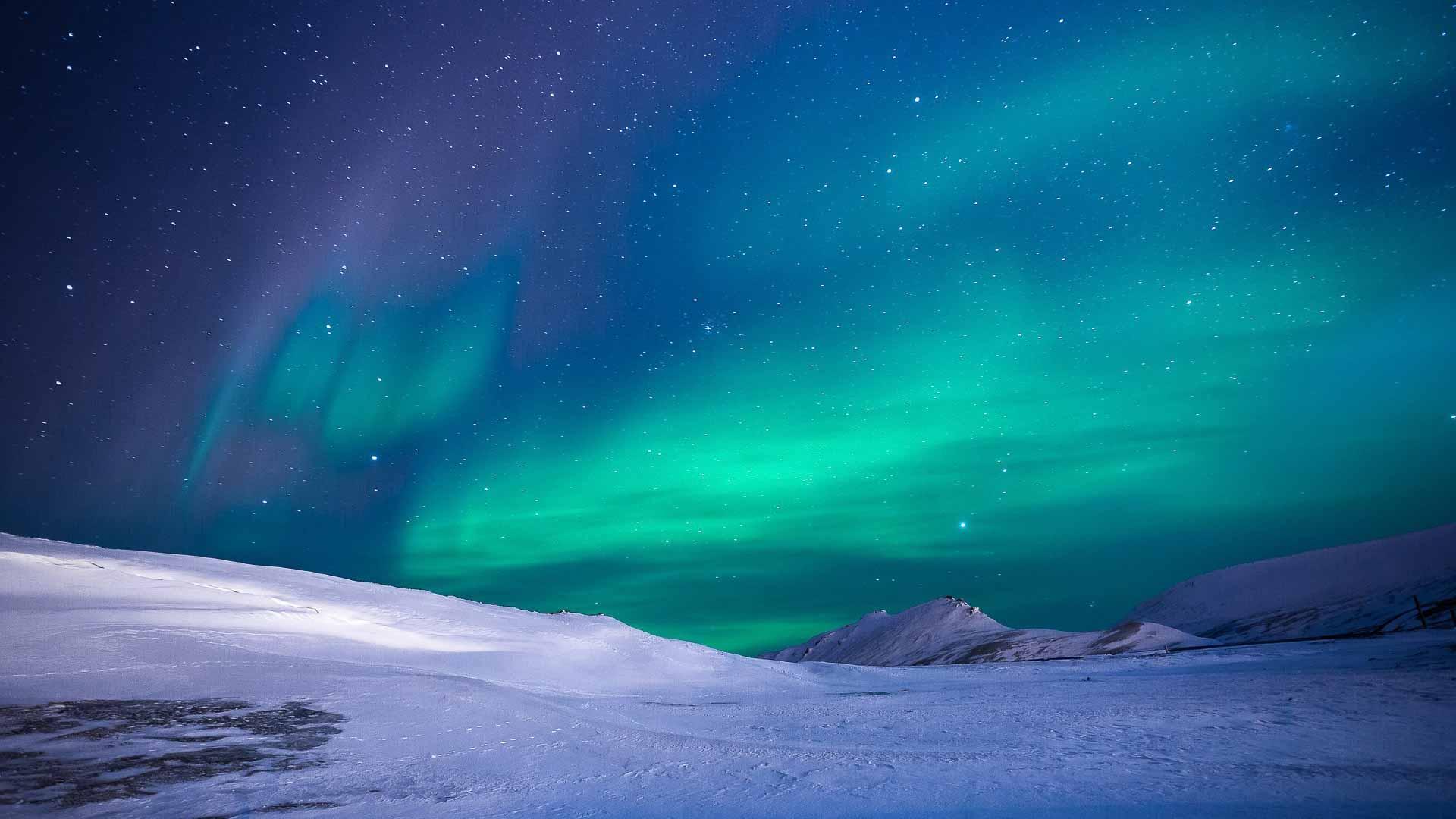 Fotoreise Norwegen Februar 2020 - Nordlicht