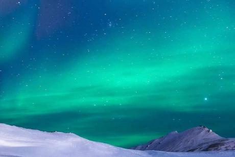 Nordlicht - Fotoreise Norwegen